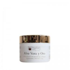 Aloe Vera und Gold...