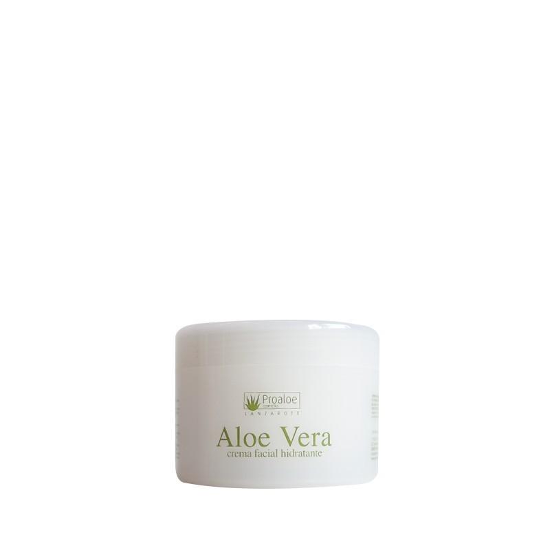 Crema facial hidratante Aloe Vera 200ml