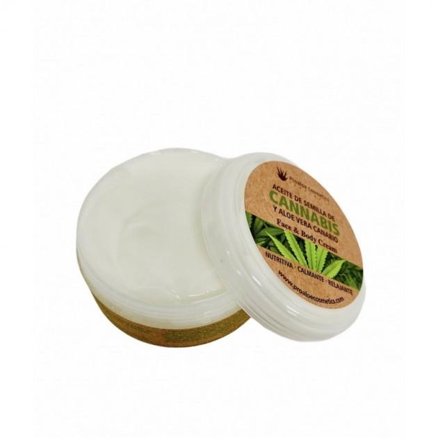 Crema Cannabis & Aloe Vera 100ml