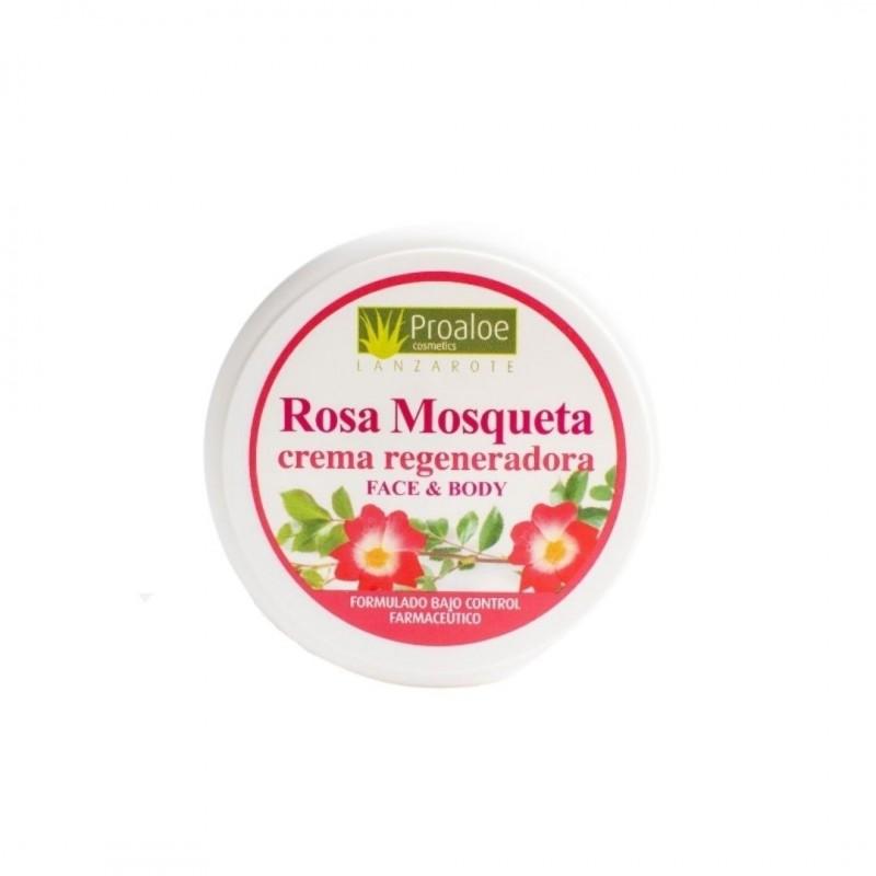 Rosa de Mosqueta Crema Hidratante Cara y Cuerpo 50ml