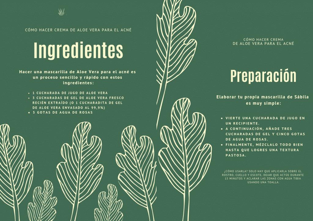 Beneficios Del Aloe Vera Para El Acné Proaloe Cosmetics