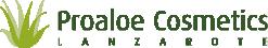 Logotipo de Proaloe Cosmetics