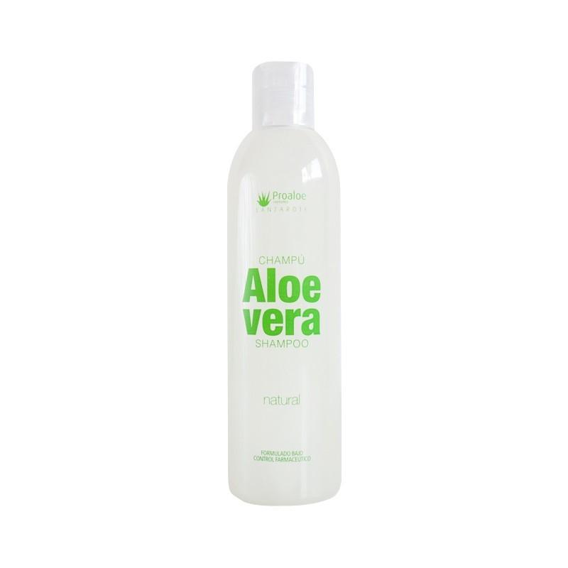 Champú de Aloe Vera tamaño 250ml